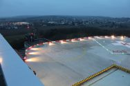 Heliport Augsburg Parking Area