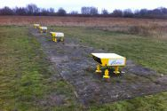 DeWiTec PAPI Flugplatz Bremerhaven