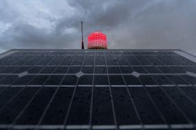 DWT-OBS-LED-SP-401 Solar Powered Light