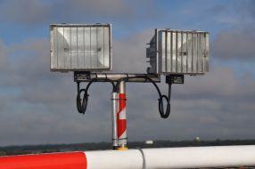 Landeplatzbeleuchtung