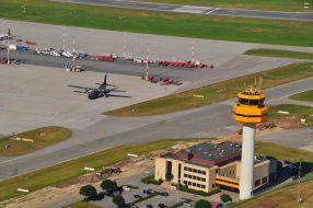 Aerodrome Beacon Tower Hamburg Airport