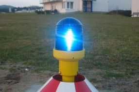 DeWiTec-Bielefeld-Airport Taxiway Light