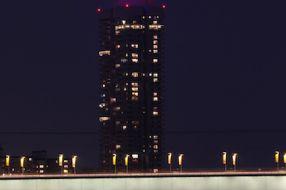 Hindernisbefeuerung Colonia Gebäude