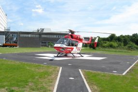Heliport Hospital Bremen