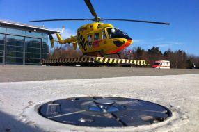 Heliport Military Hospital Ulm