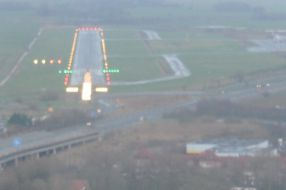 Emden-Airport-Approach