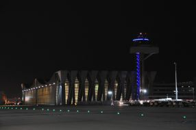Apron A-Plus Frankfurt Airport