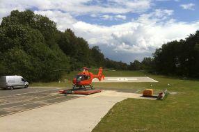 Bielefeld Air Rescue Base