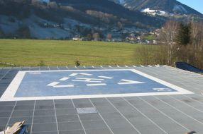 Air Rescue Base Christophorus 8 Vorarlberg