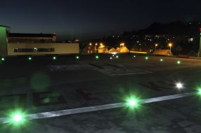 Heliport County Hospital Siegen