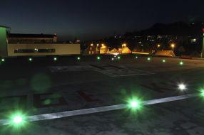 Hubschrauberlandeplatz Kreiskrankenhaus Siegen