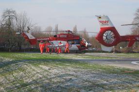 Hubschrauberlandeplatz Universitätsklinikum Heidelberg
