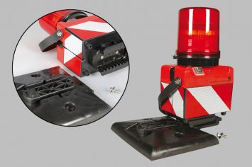 DWT-AFL-LED-SPK Sperrkettenfeuer