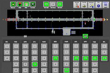 DWT-DMS 2000 Kontroll- und Überwachungssystem