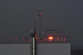 Gefahrenfeuer DWT-OBS-LED-AOL-303-2006-B