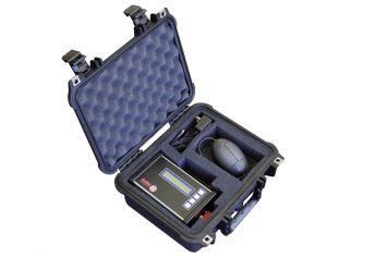 Funksteuerung Koffer